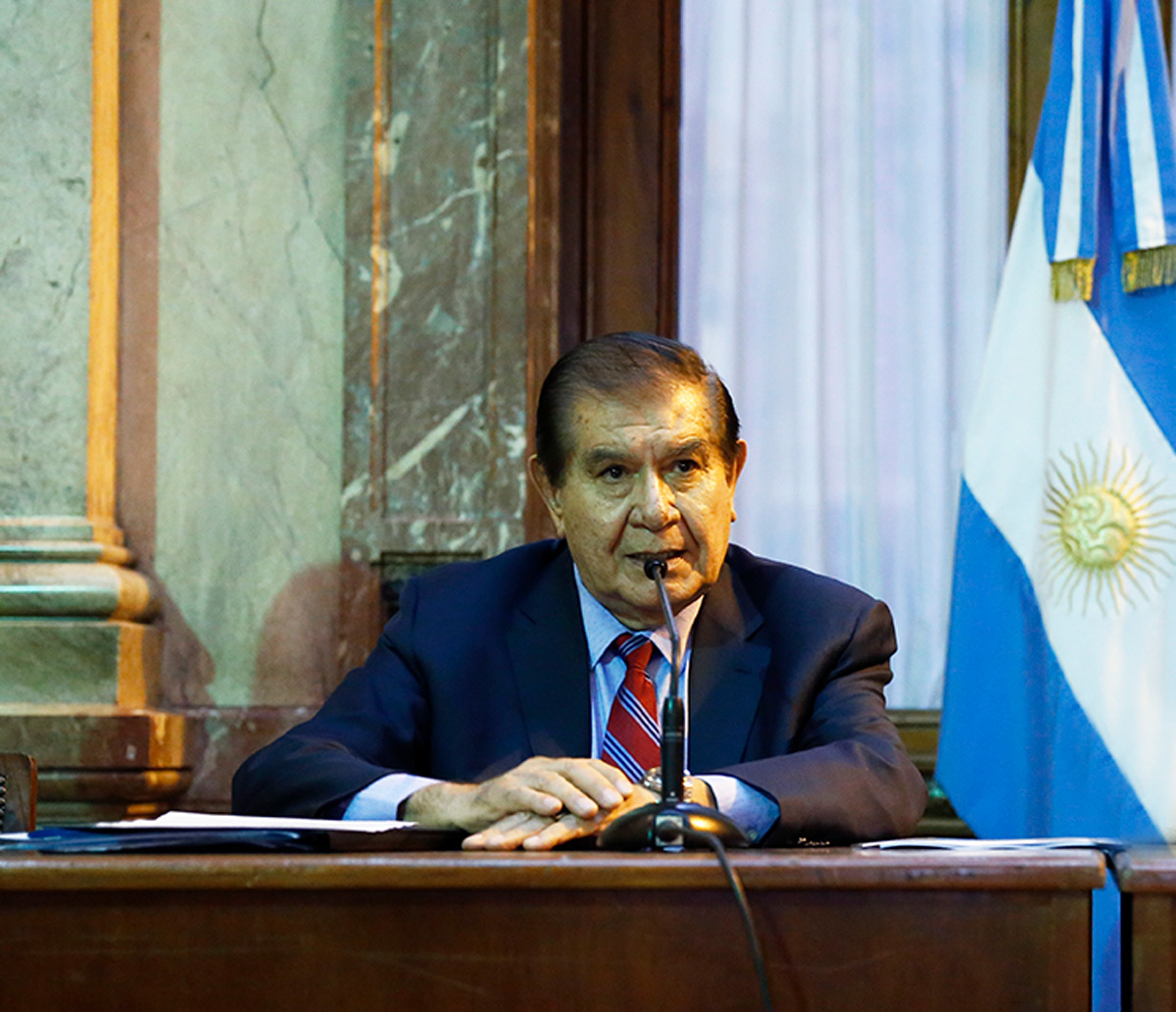 Guillermo Pereyra - Comisión de Minería, Energía y Combustibles del Senado de la Nación